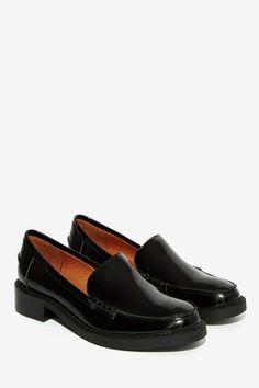 Jeffrey Campbell Adger Leather Loafer - Shoes
