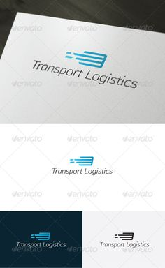Transport Logistics Logo
