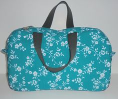 Patroon :The Katie Boston Bag . Canvas : Kwantum