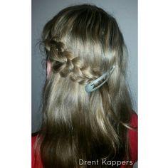 3D braid on Indy - hair by Sandra