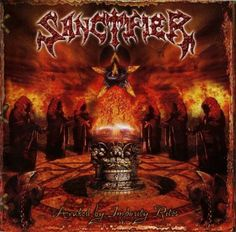 Sanctifier - Awaked by Impurity Rites 2003 Style:Death Metal Country:Brazil