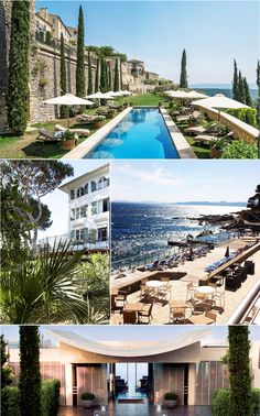 The top spots in the South of France