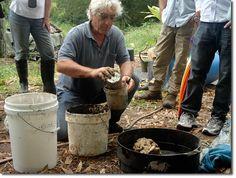 Re mineralizing soils with bio fertilizer
