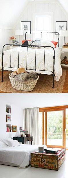 Decoración feng shui a los pies de la cama      wwwfacilisimo