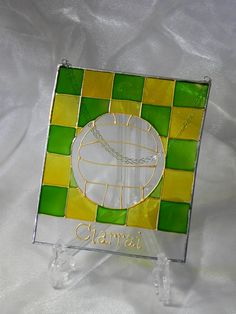 Items similar to Kerry G.A Gaelic football window decoration on Etsy Projects To Try, My Etsy Shop, Window, Football, Decorations, Pure Products, Sport, My Favorite Things, Handmade Gifts