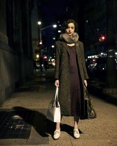 «On the Street....Twelfth St., New York. @micalklip»