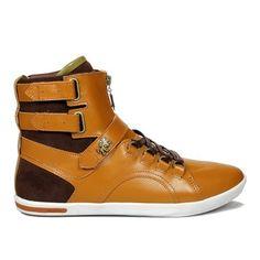Spartacus Sneakers Mens Brown - Vlado Footwear - designing and making footwear since 2003