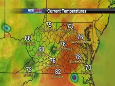 May 22: State Temps