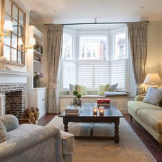 Faded Persian, London townhome