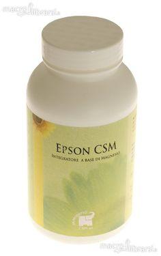 Sale di Epsom Csm - Per la pulizia del fegato il Sale di Epsom -   - ★★★★★