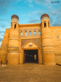 Khiva Travel Guide leads you through major highlights of the stunning city in Uzbekistan, revealing its rich Silk Road history in Central Asia Turkic Languages, Blue Green Eyes, Top Place, Entrance Gates, Silk Road, Central Asia, Ancient Greek, Asia Travel, Places To See