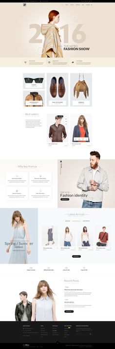 Dribbble home layout attachment Ecommerce Web Design, Homepage Design, Web Ui Design, Branding Design, Webdesign Inspiration, Web Layout, Layout Design, Cosmetic Web, Apps