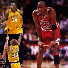 Only 3 players in NBA history have won the scoring title and the championship the same year: MJ: 1991-93 1996-98 Shaq: '00 Kareem: '71 #repre23nt