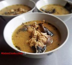 Itsekiri Fresh Fish Pepper Soup