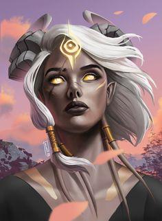 Fantasy Art Women, Beautiful Fantasy Art, Dark Fantasy Art, Fantasy Artwork, World Of Warcraft, Warcraft Art, Fantasy Character Design, Character Design Inspiration, Character Art