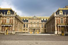 Palacio de Versalles #paris #travel #viajar #turismo #sights www.viveparis.es