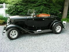 1932 Ford Roadster 5