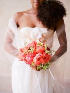 One of the most beautiful components of a wedding is the flowers. Bouquets, nosegays, arches and centerpieces help pull the theme and aesthetic together. Learn how you can put together the perfect floral arrangements and save money.