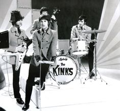 """The Kinks """"Girl, you really got me goin  You got me so I don't know what Im doin"""""""