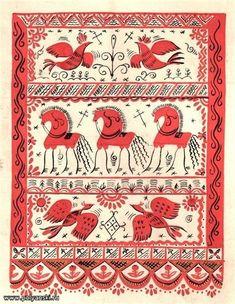 Мезенская, или палащельская роспись, как русский народный промысел, берёт свои истоки в начале 19 века. Река Мезень находится между Северной Двиной и Печорой,…