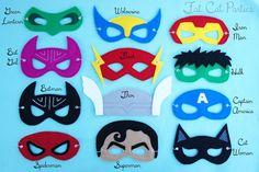 questo tipo di maschere dei super eroi della Marvel sono per me fichissime. semplici, ma adorabili. credo che rientrerebbero facilmente nei miei acquisti se solo sapessi dove trovarle
