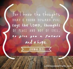 13 Encouraging Bible Verses About Hope - Life, Hope & Truth