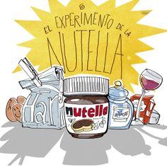 Cartoon Cooking: Mmmm...Nutella..