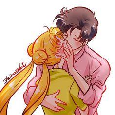 by しらたき ( Arte Sailor Moon, Sailor Moon Stars, Sailor Moon Manga, Sailor Venus, Sailor Mars, Sailor Moon Background, Sailor Moon Wallpaper, Sailor Moon Crystal, Sailer Moon