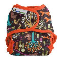 Culotte de protection Best Bottom Diaper Cotton TE2 23,90€