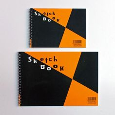 PATCH NYC - ETCETERA - RETRO SKETCH BOOKS {10164}