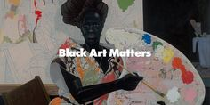 Happy Tuesday ️ - from on Ello. Aesthetic Movement, Happy Tuesday, Black Art, Black History, The Creator, Palette, Tags, Photography, Painting