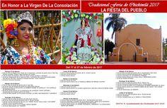 Feria de Chichimilá Yucatán 2017 La Feria del Pueblo #DeFeriaenFeria