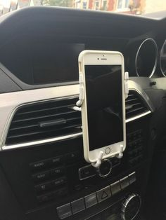 Spiderpodium Car Phone Holder Car Phone Mount With The Sony - Audi iphone 6 car mount