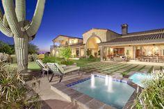 $6,800,000 MLS#: 5195647 28009 N 90th Way, Scottsdale, AZ 85262 6 beds 9 baths 15,543 sqft 3.35 acres lot