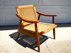 San Jose: Mid Century Lounge Chair $400 - http://furnishlyst.com/listings/388468