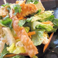 """Chinese Chicken Salad III 