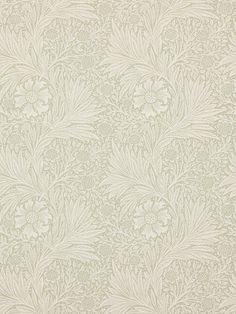 Sanderson Wallpaper, Morris & Co Marigold, Artichoke, 210369