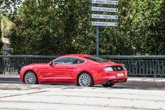 https://flic.kr/p/K5m9o1 | Mustang | Ford Mustang cet après-midi à Toulouse