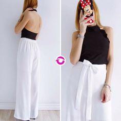 Enamoradas de este palazzo [PALAZZO] $750 Varios colores[TOP EVA] $400 Local Belgrano Efectivo 10% OFF Envíos Tarjetas 5 cuotas sin interés Tienda Online www.oyuelito.com.ar #followme #oyuelitostore #stylish #styles #fashion #model #fashionista #fashionpost #ootd #moda #clothing #instafashion #trendy #chic #girl #trends #outfitoftheday #selfie #showroom #loveit #look #lookbook #inspirationoftheday #modafemenina