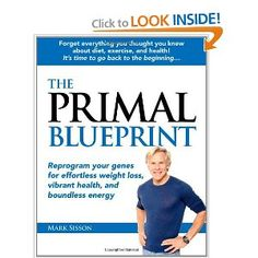 I don't follow the Primal Blueprint diet, but I follow its principles and think it's a fantastic lifestyle.