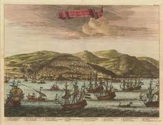 Alger à l'époque de la Régence Ottomane 1680)