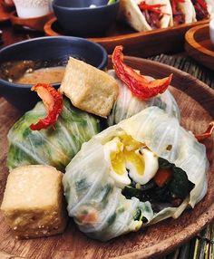@laurafordnutrition thinks our gado-gado with quail is quite amazing. thank you Laura. . . . . .  #copperubud #copperkitchenbar #foodpics #foodgasm #foodism #ubud #bali #restaurant #boutiquehotel #deliubud #delibali #foodporn #gadogado #quail #foodiegodisland #makanluar #qravedbali #baliadvisor #baligo by copperubud