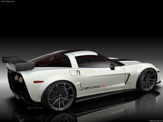 2010 Chevrolet Corvette Z06X Concept