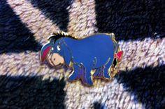 Vintage Eeyore Retired Disney Pin by GoldilocksWonderland on Etsy…