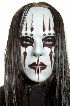 Joey Jordison // 16 years and five albums later, Slipknot's masks have evolved time and time again
