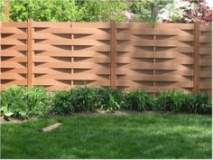 BASKET WEAVE: The design is similar to a wicker basket with each board weaving in and out. It makes for the best looking wooden fence I have seen so far....