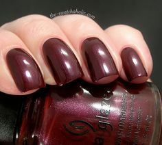 China Glaze - Loft-y Ambitions (image from the-swatchaholic.com)