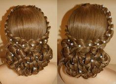 плетение волос прически фото: 26 тыс изображений найдено в Яндекс.Картинках