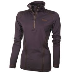 A great undergarment or casual top. The Pikeur Leila Long Sleeve Top. Horse Rugs, Looking Stunning, Casual Tops, Long Sleeve Tops, Casual Outfits, Autumn, Lady, Brown, Winter