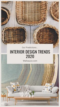 Interior Design Trends Our Predictions Time to update your decor? Interior Design Trends Our Predictions. interior trends that Interior Design Videos, Interior Design Magazine, Interior Decorating Styles, Decor Interior Design, Decorating Ideas, Ikea Interior, Modern Interior, Trendy Wallpaper, Wallpaper Jungle